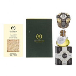 Oliviers and Co Truffle Risotto Set