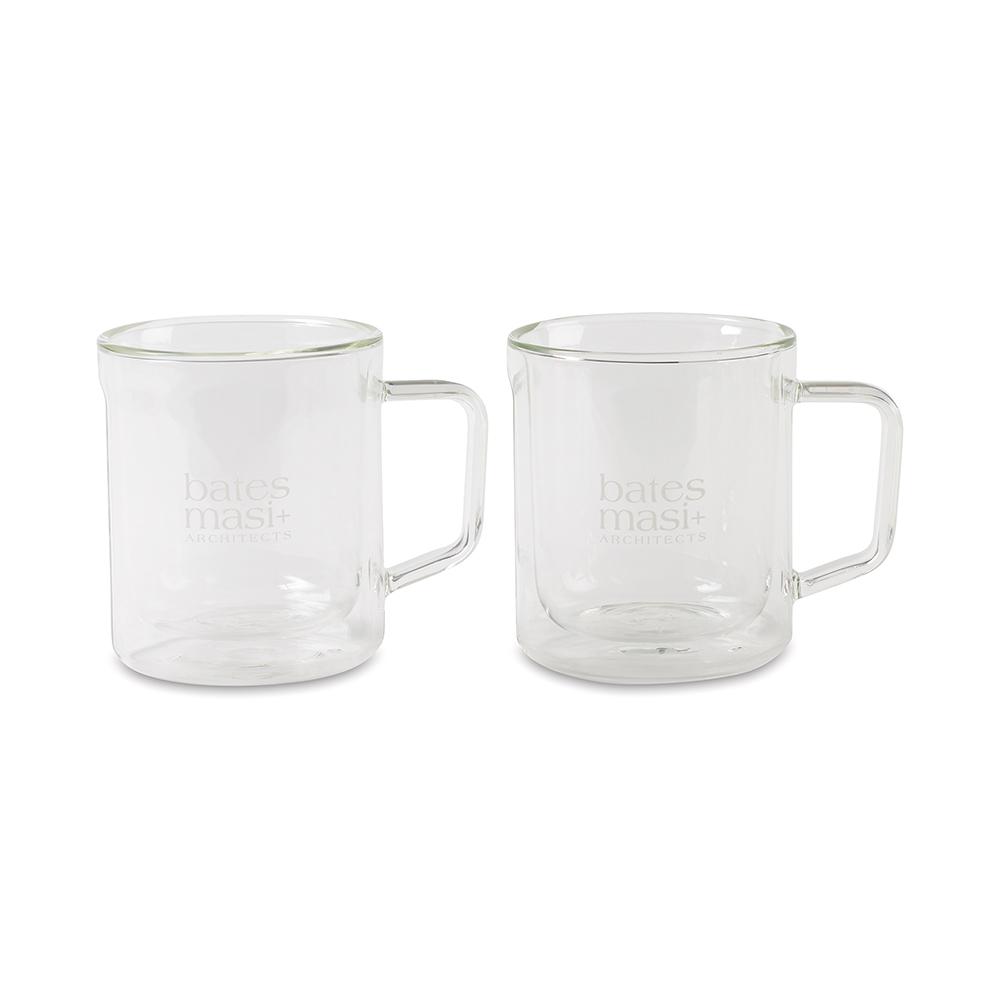Custom CORKCICLE® Mug Glass Set (2)