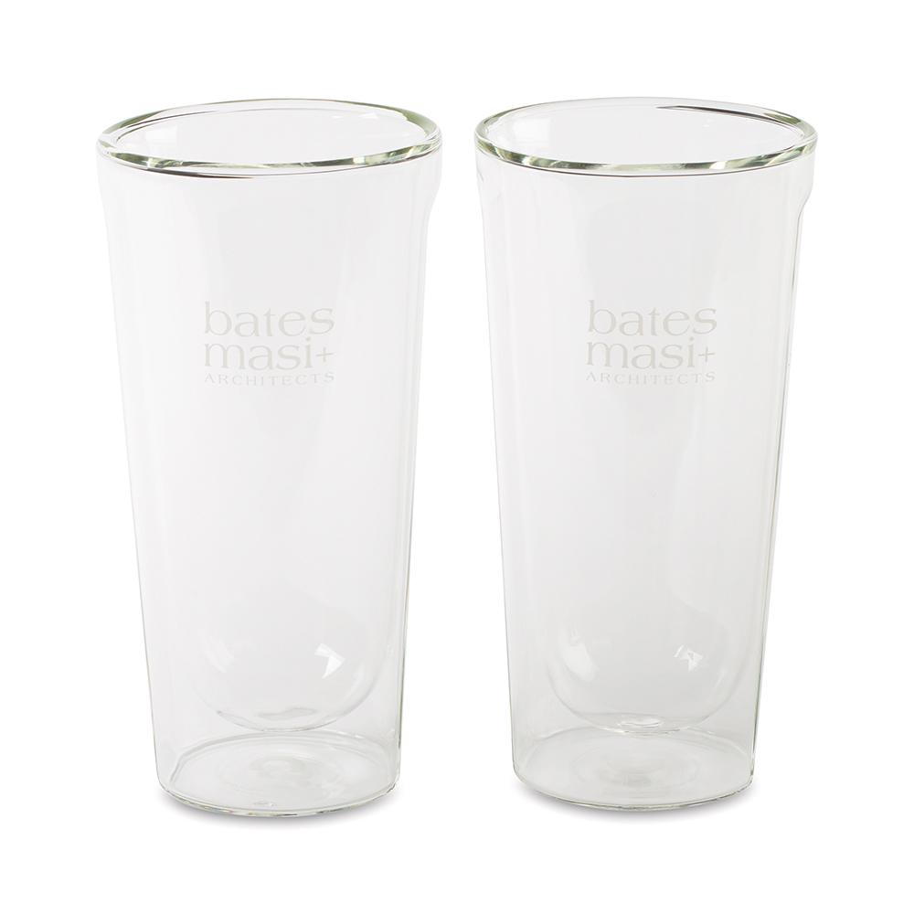 Custom CORKCICLE® Pint Glass Set (2)