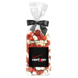 Custom Gourmet Popcorn with Brand Color Fill