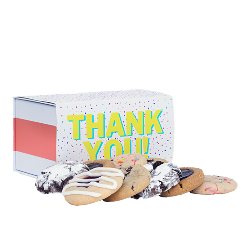 Thank You Cookie Sampler Box