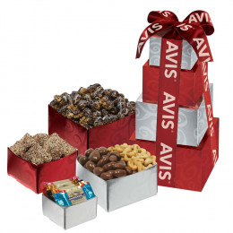 Confectionary Delights Tower of Treats Gift Set