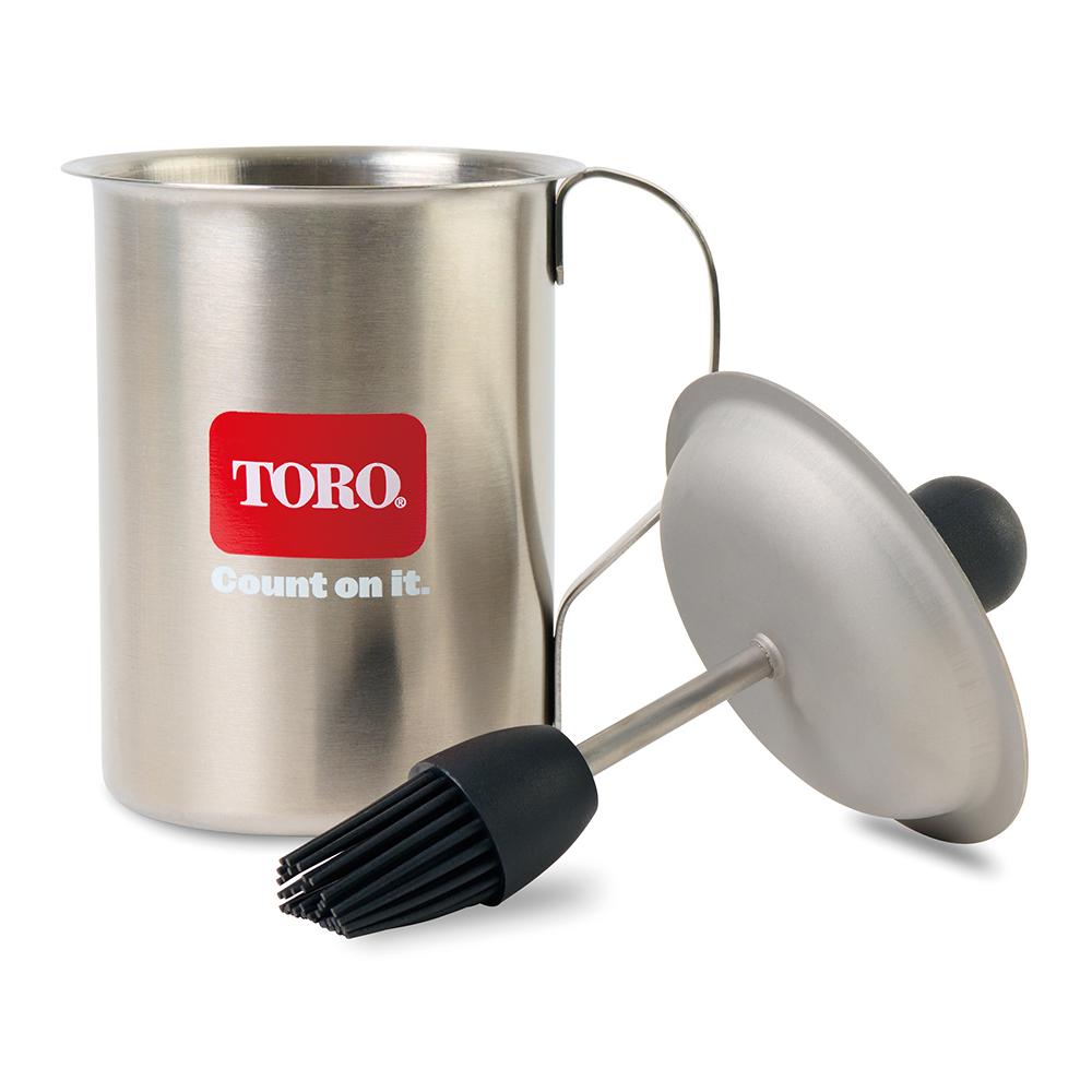 Custom Cuisinart® Basting Pot With Brush