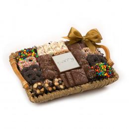 Chocolate I'm Sorry Tray Basket