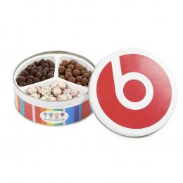 Dylan's Candy Bar Custom Trio Chocolate Mix Tin