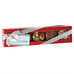 Chocolate Covered Oreos® with Gourmet Toppings Gift Box - 5 pc
