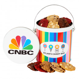 Dylan's Candy Bar Gourmet Cookie-Filled Paint Can