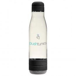 Custom Lumi 25 oz. Bottle with Audio Base