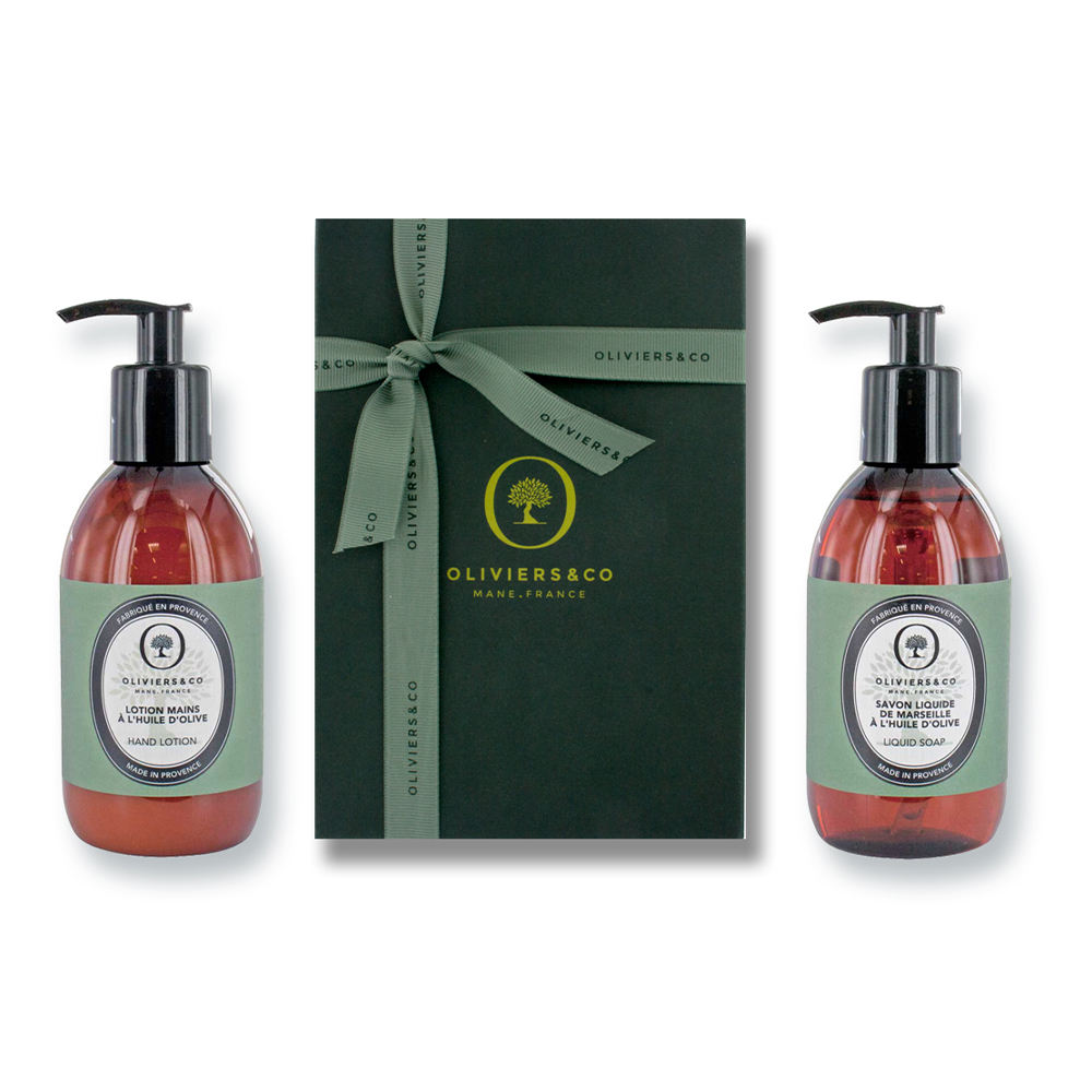 Oliviers and Co Handcare Duo