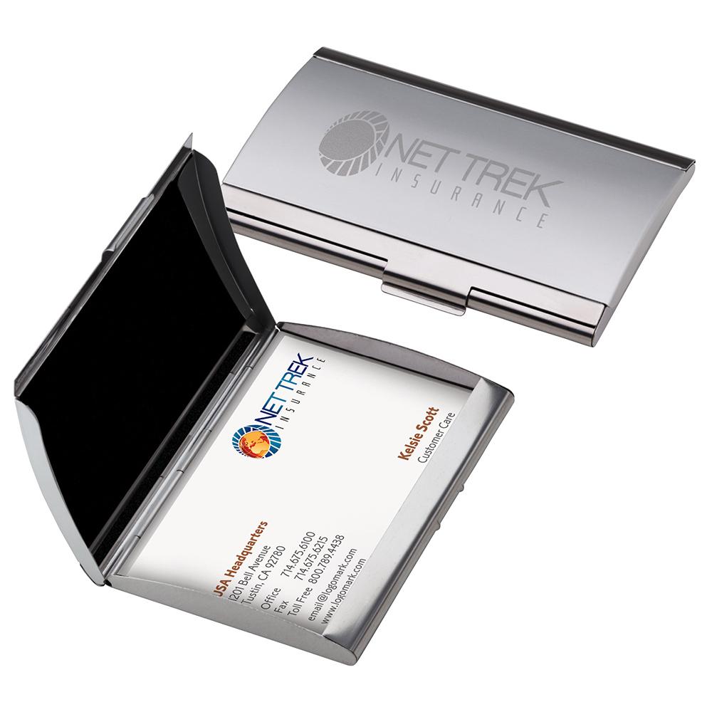 Custom Skeda I Business Card Case