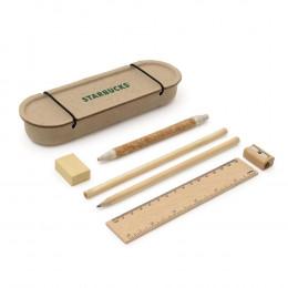 Custom Ecologist 6-piece Eco Stationery Kit