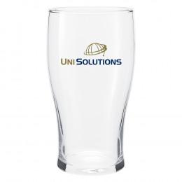 Custom Pub Glass Large