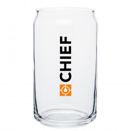 Custom Soda Can Glass