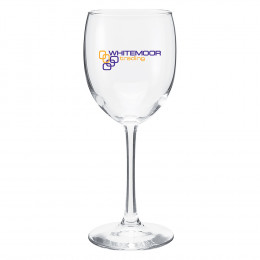 Custom Vina 12oz White Wine Glass