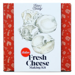 Italian Fresh Cheese Making Kit