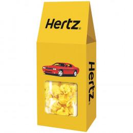 Custom Gourmet Popcorn Gable Box (Choose Flavor)