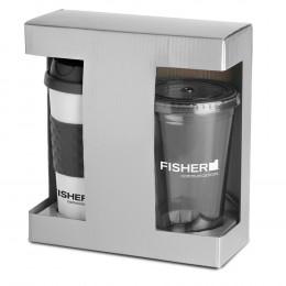 Custom Hot N Cold Coffee Cup Gift Set