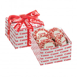Chocolate Covered Custom Oreos® with Sprinkles Gift Box - 5 pc
