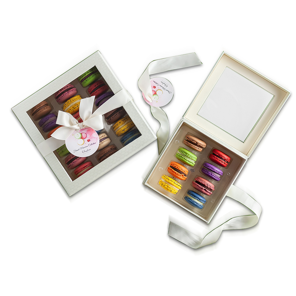 Ghyslain's French Macaron Collection Gift Box