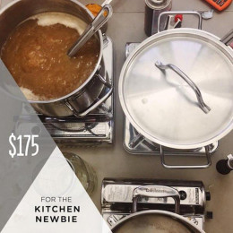 Kitchen Newbie Gift Set