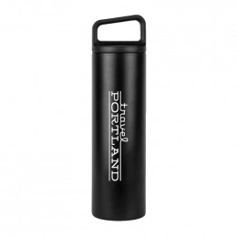 Custom MiiR® Vacuum Insulated Wide Mouth Bottle - 20 Oz.