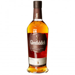 Glenfiddich 18-Year-Old Single Malt Scotch Whisky 750ml