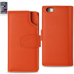 Iphone 6/ 6S 4.7 inches Genuine Leather Wallet Case