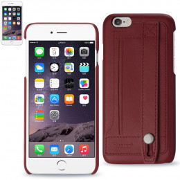 Iphone 6/6S Plus Genuine Leather Wallet Case