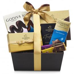 Godiva Pure Bliss Chocolate Gift Basket