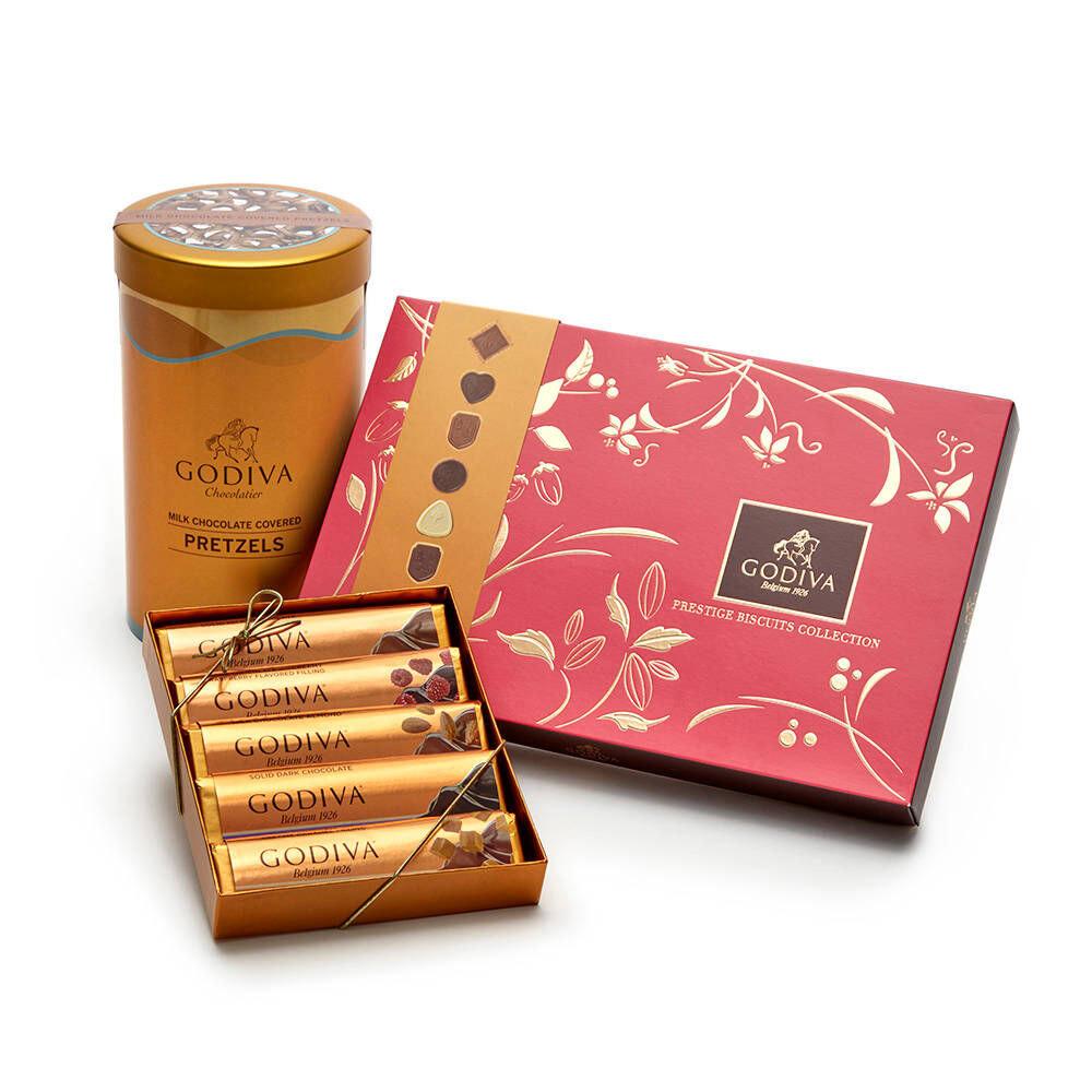 Godiva Chocolate Sharing Sampler
