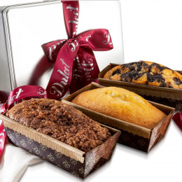 Gourmet Assorted Loaf Cakes