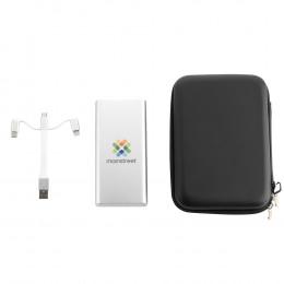 20,000 mAh Type C Input/Output Power Bank & MFI Apple Custom Gift Set