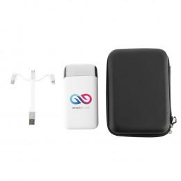 10,000 mAh Custom Type C Input/Output Power Bank & MFi Apple Gift Set