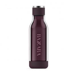 Custom Asobu® Inner Peace Insulated Glass Water Bottle