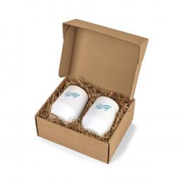 Custom MiiR® Vacuum Insulated Wine Tumbler Duo with Gift Box