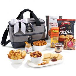 Custom Igloo® Cooler Bag and Snacks Gift Bag