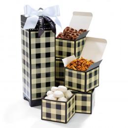 Keepsake Gift Box with Gourmet Snacks