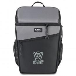 Custom Igloo® Juneau Backpack Cooler