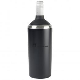 Custom Aviana™ Magnolia Double Wall Stainless Wine Bottle Cooler