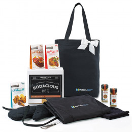 Bodacious BBQ Sauce and Seasonings Gift Box