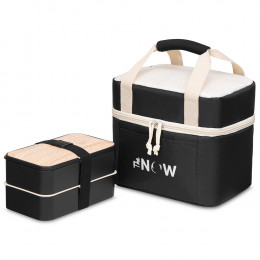 Custom Osaka Bento Box and Bento Cooler Set