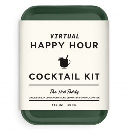 Custom W&P Virtual Happy Hour Cocktail Kit - Hot Toddy