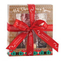 Hot Chocolate on a Spoon 3 Pack Gift Box