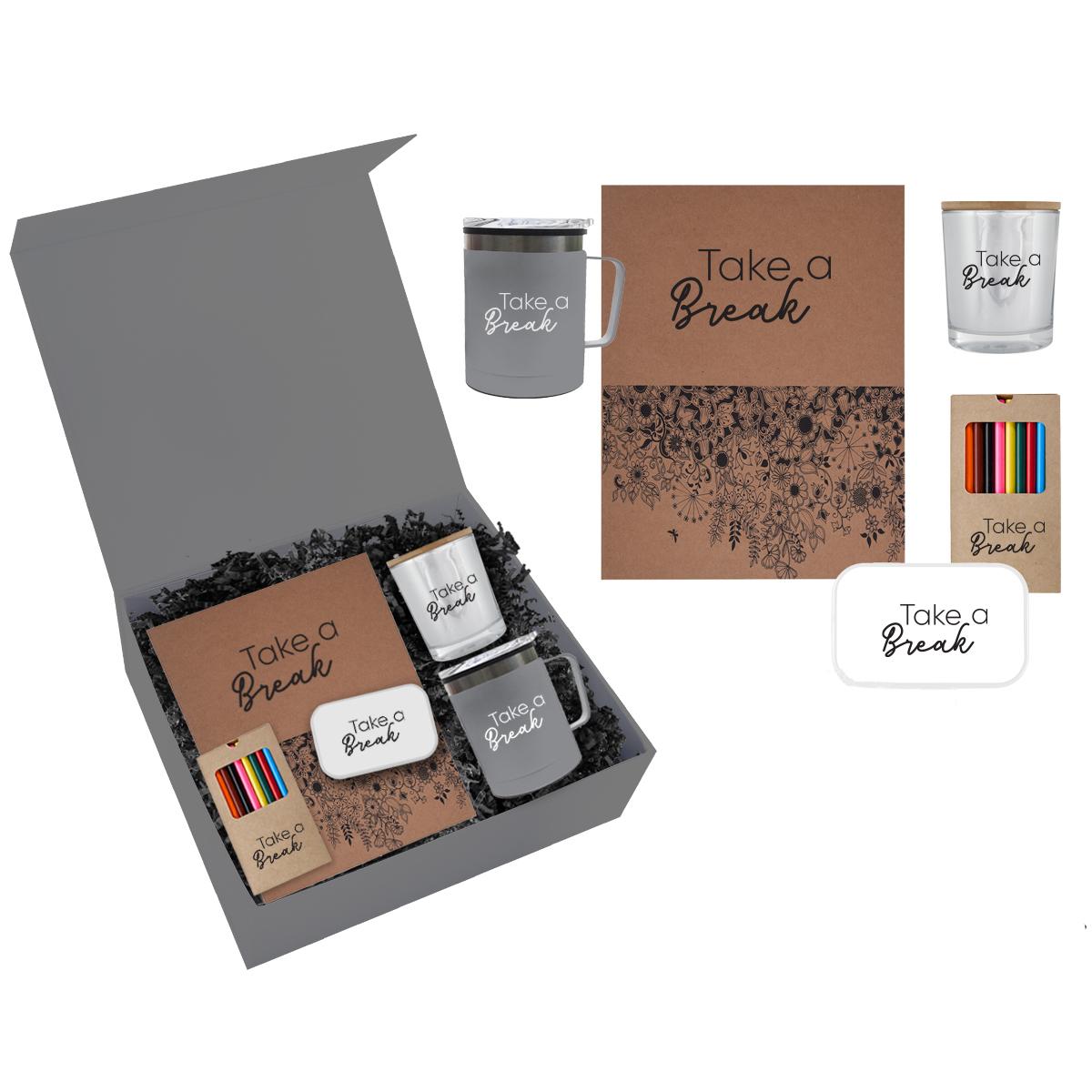 Custom Self Care Tea Gift Set