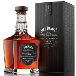 Jack Daniel's 750ml Single Barrel Select Tennessee Whiskey
