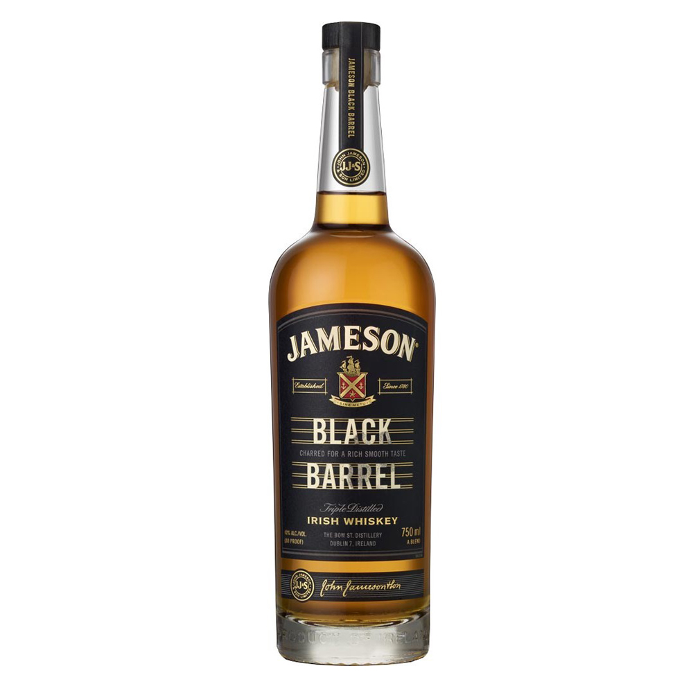 Jameson Select Reserve Black Barrel Blended Irish Whiskey
