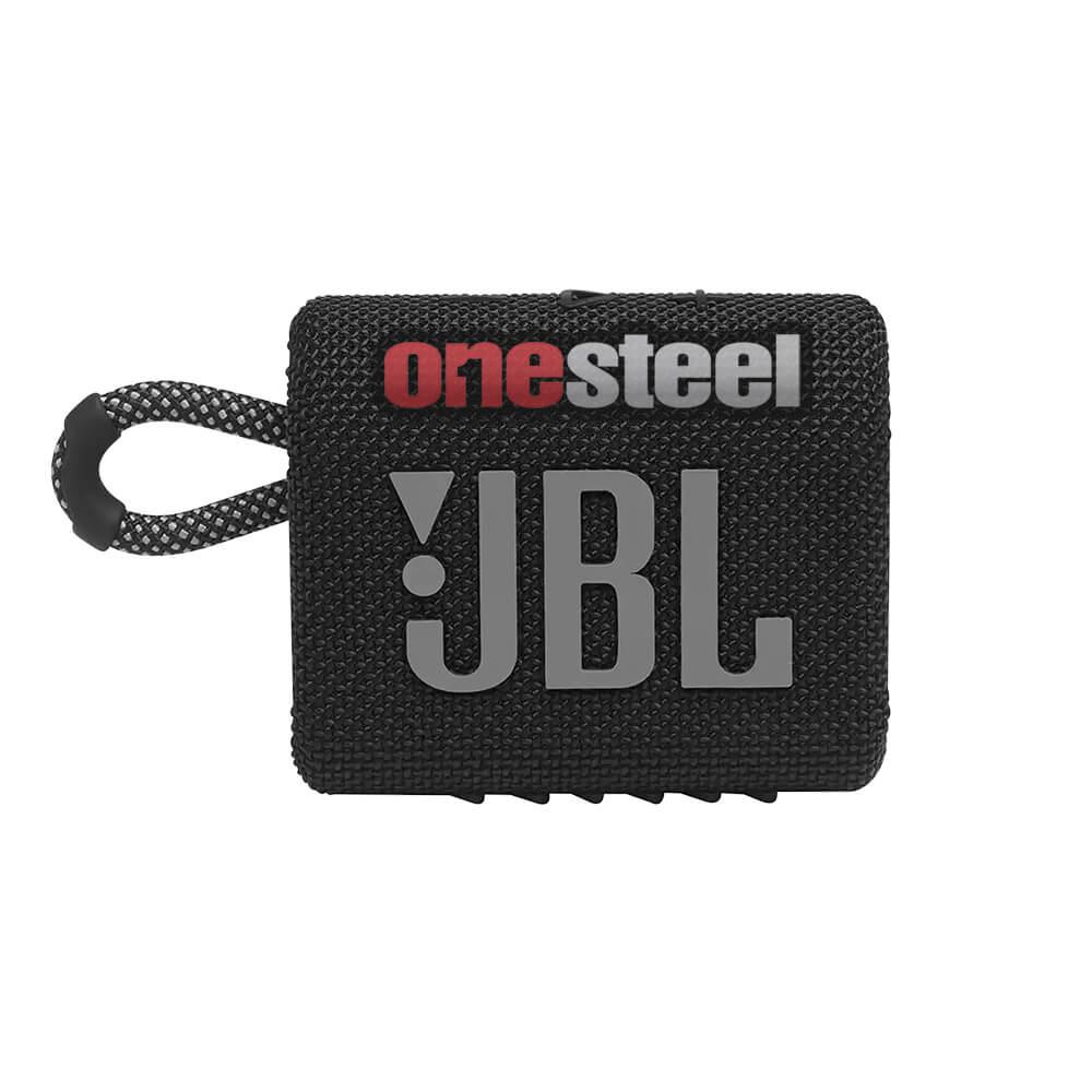Custom JBL Go 3 Bluetooth Portable Speaker