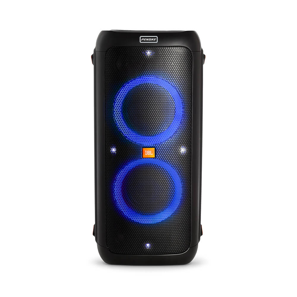 Custom JBL Partybox 300 Portable Bluetooth Party Speaker With Light Effects