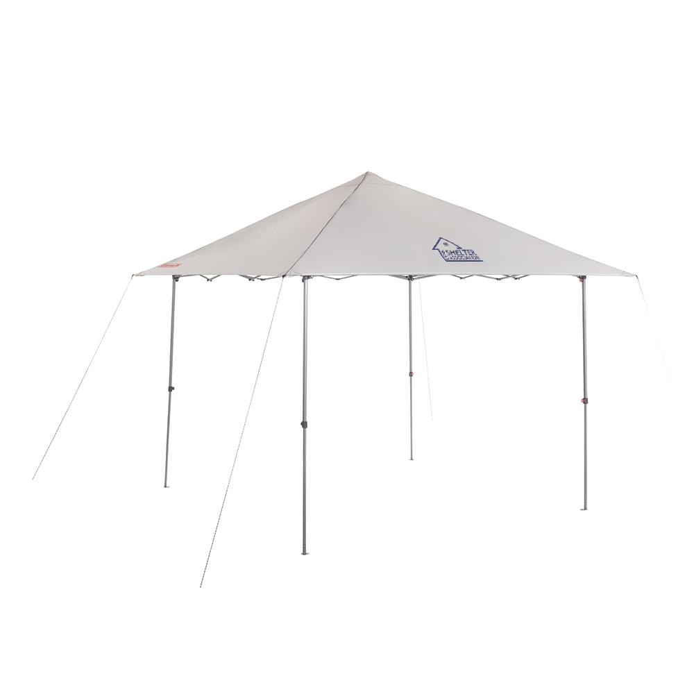 Custom Coleman Instant Sun Shelter, 10′ x 10′