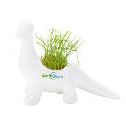 Custom Dinosaur Planter